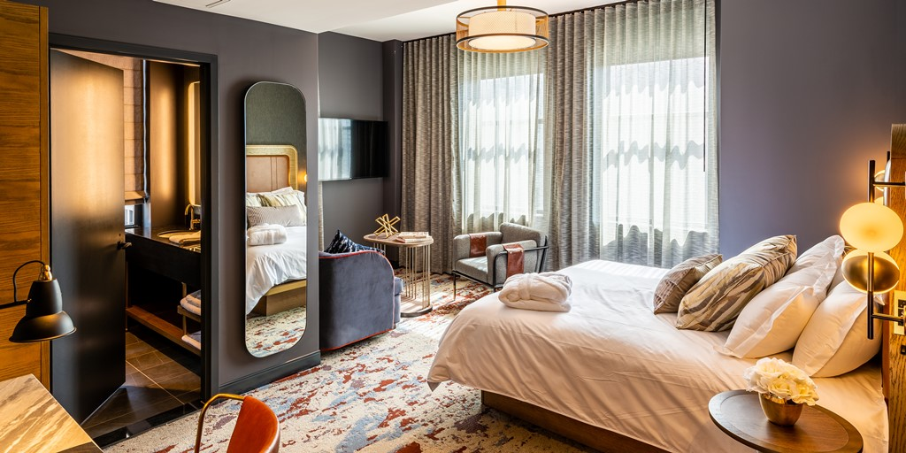The Industrialist Hotel, Autograph Collection opens in Pittsburgh