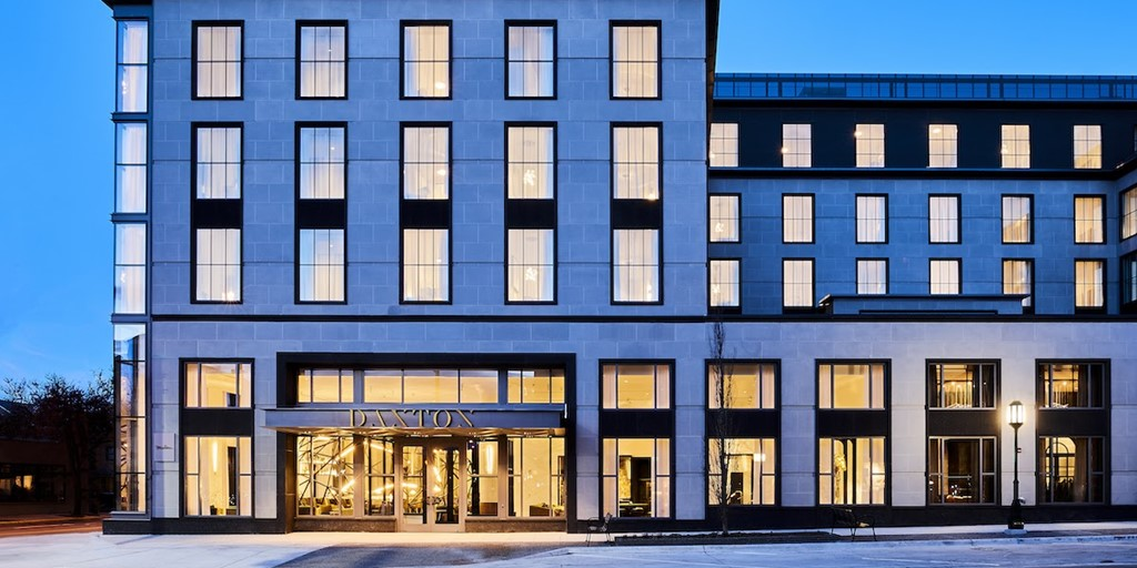 Michigan's art-filled Daxton Hotel is now open