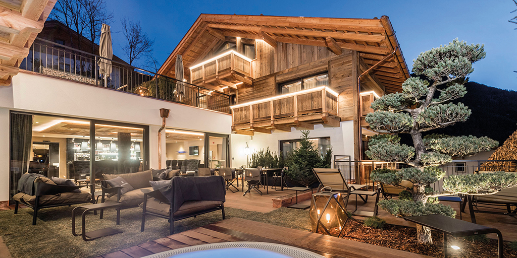 EMU Group for Hotel Montchalet Ortisei