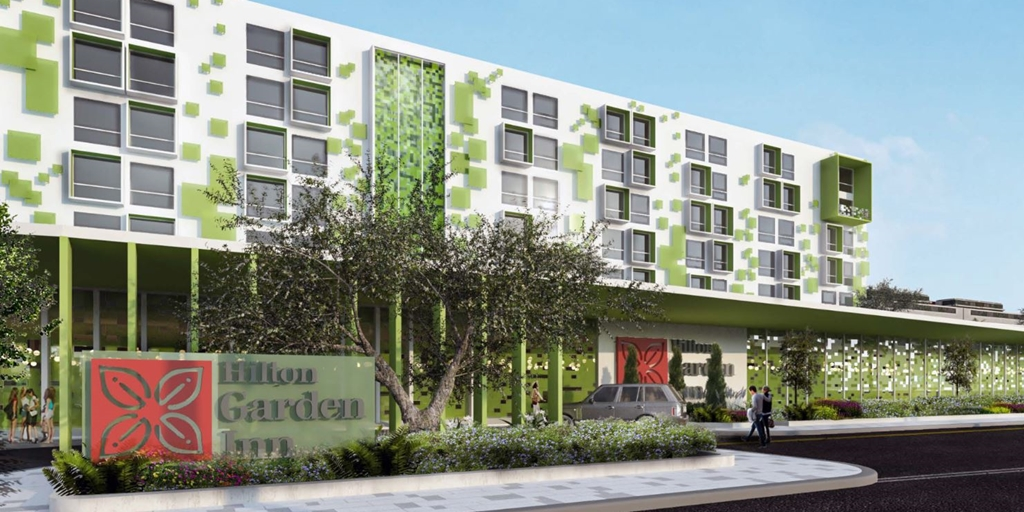 Brand overview: Hilton Garden Inn to expand by 24,000 rooms [infographic]