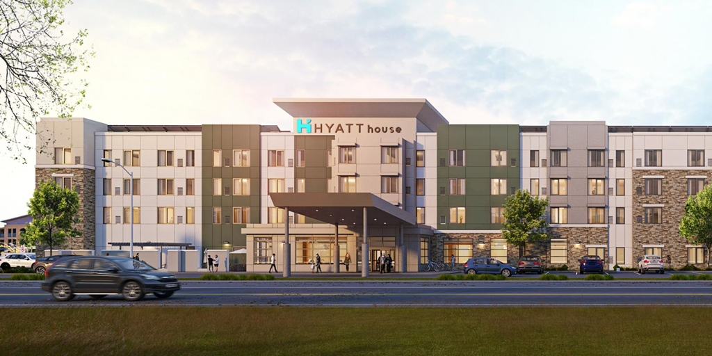 118-key Hyatt House hotel launches in Davis