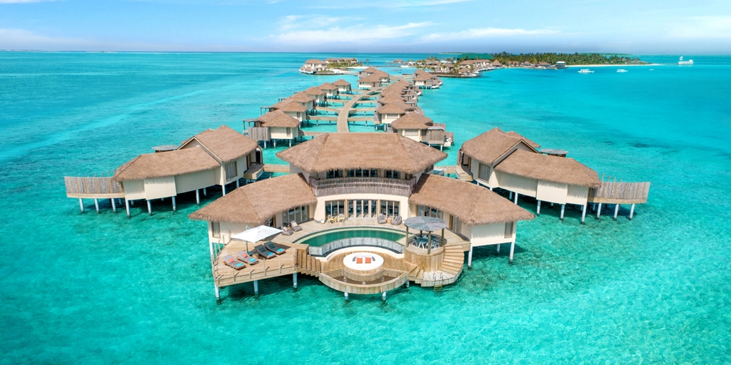 Design concept: InterContinental Maldives Maamunagau Resort