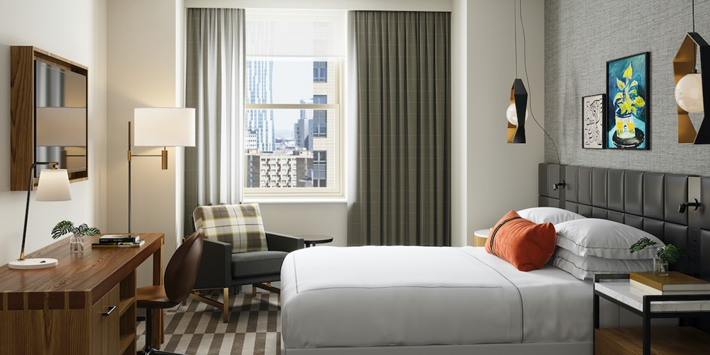 Kimpton Harper Hotel to open in June