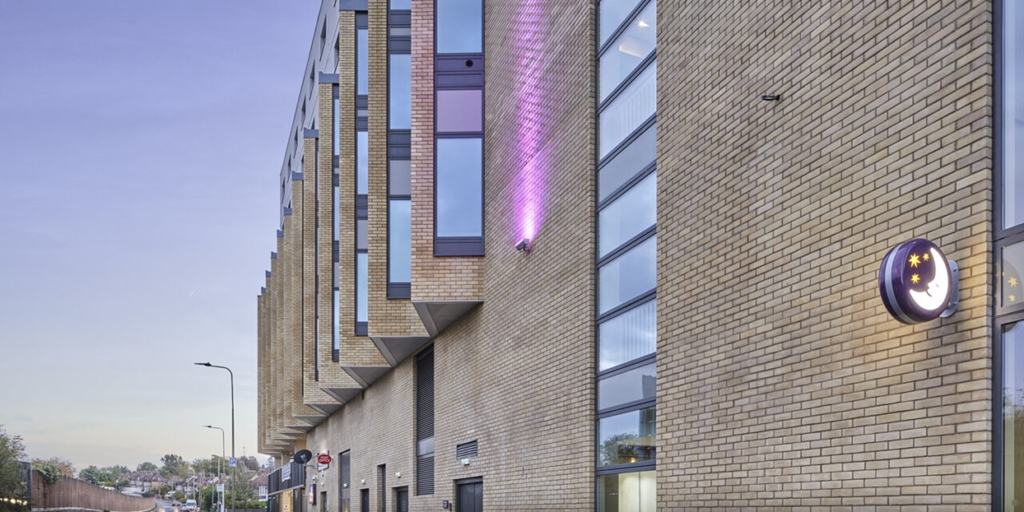 Eight-storey Premier Inn launches in southern England