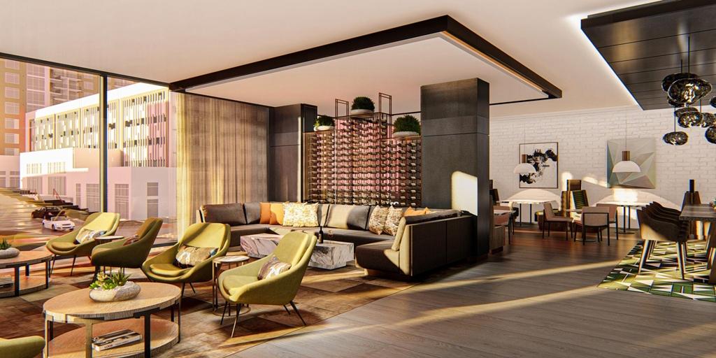 History-inspired Hyatt Centric hotel opens in Charlotte
