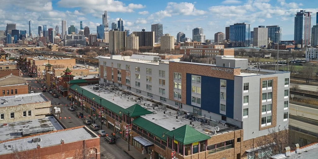 New all-suite hotel opens in Chicago's Chinatown
