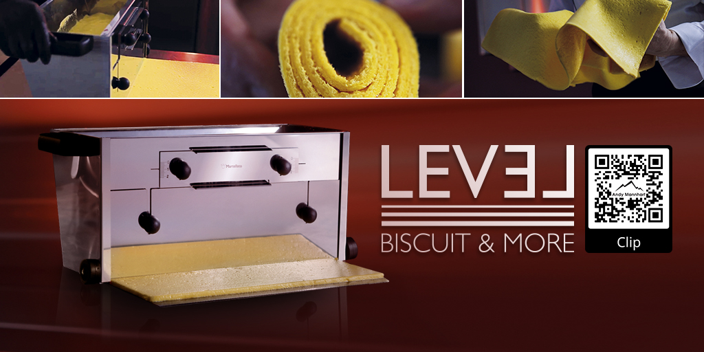 Level Biscuit & More by Andy Mannhart