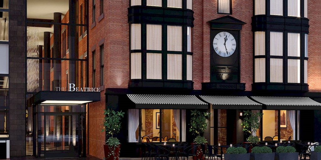 The Beatrice to open in Rhode Island this summer