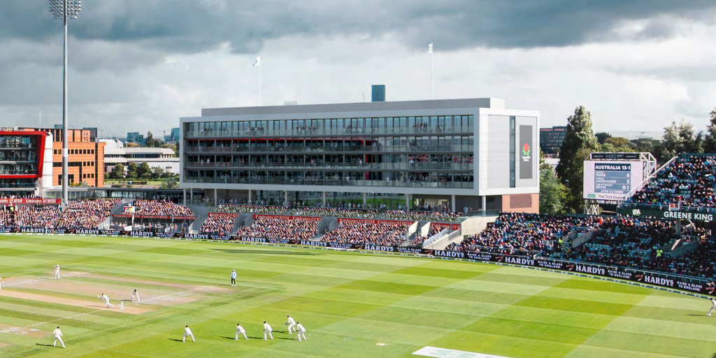Old Trafford cricket ground hotel extension secures green light
