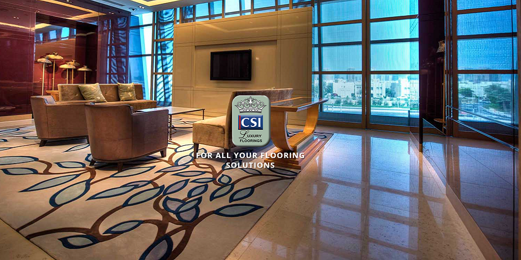 CSI – the international luxury carpets and rugs manufacturer