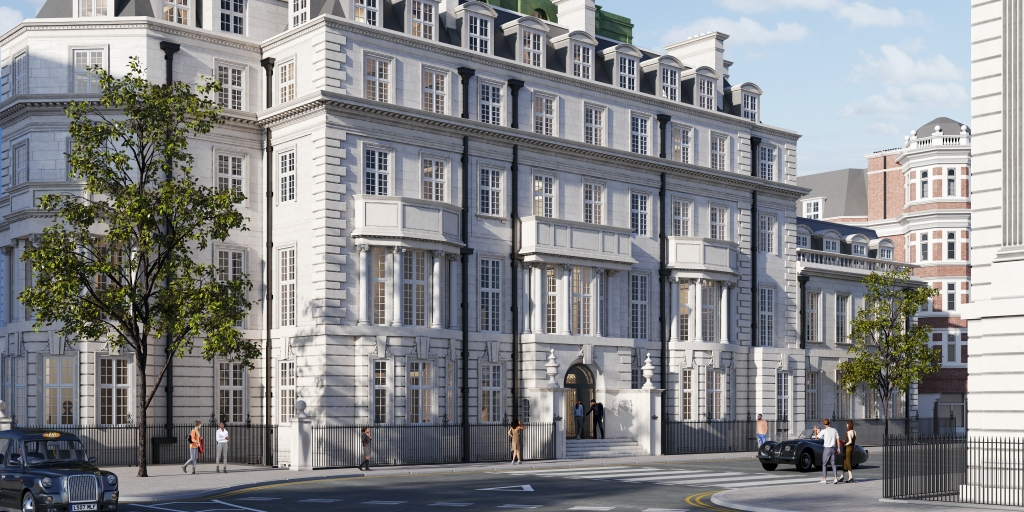 Mayfair's new boutique hotel eyes Q1 2022 launch
