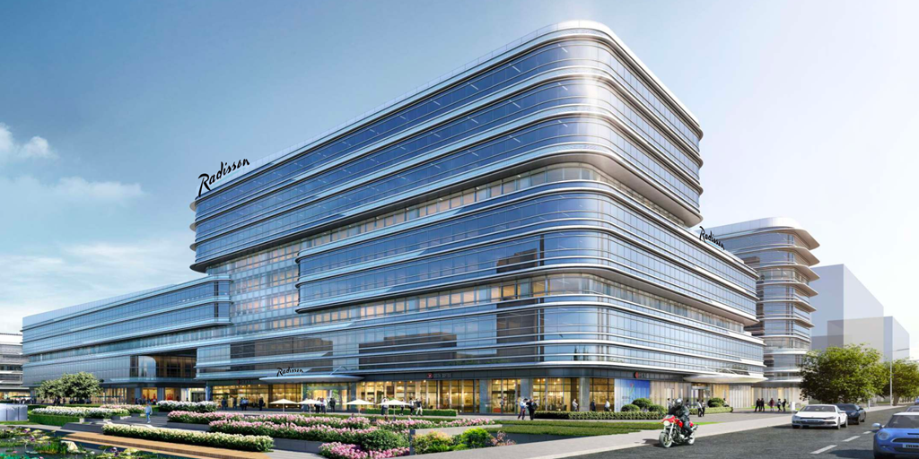 Radisson signs 239-key hotel at Beijing's new airport