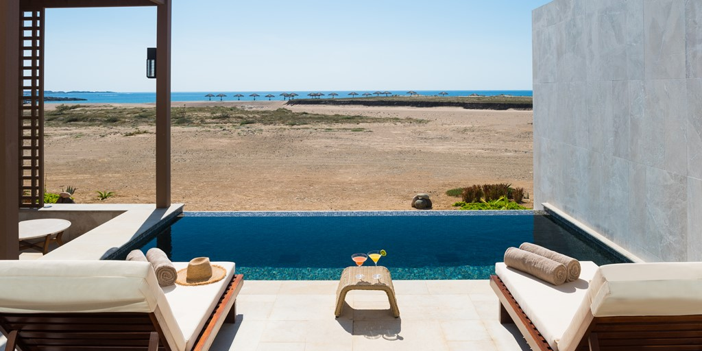 Oman's second Alila-branded property opens its doors