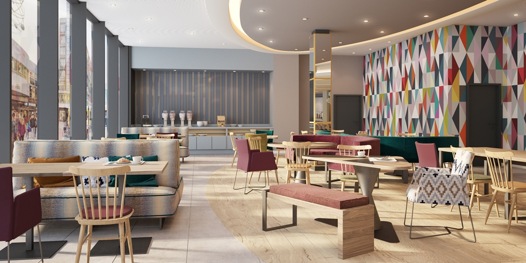 Hampton by Hilton London City on track for 2023 opening