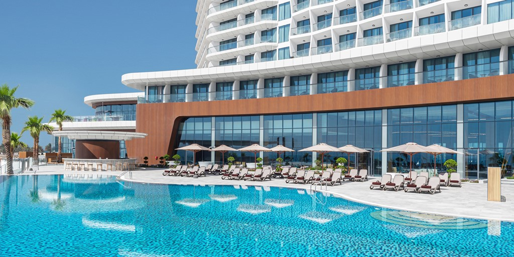 World's biggest Hampton by Hilton hotel opens in the UAE
