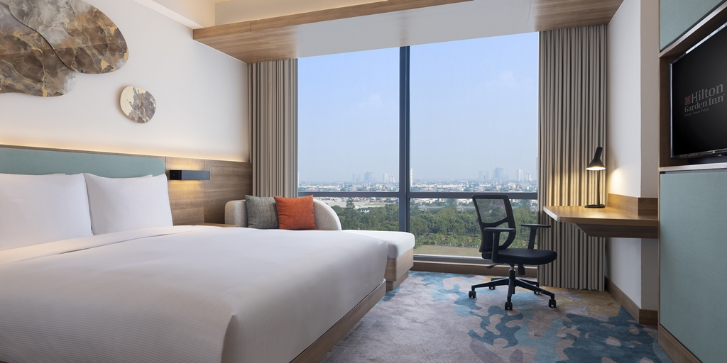 Hilton Garden Inn makes its debut in Indonesia's capital