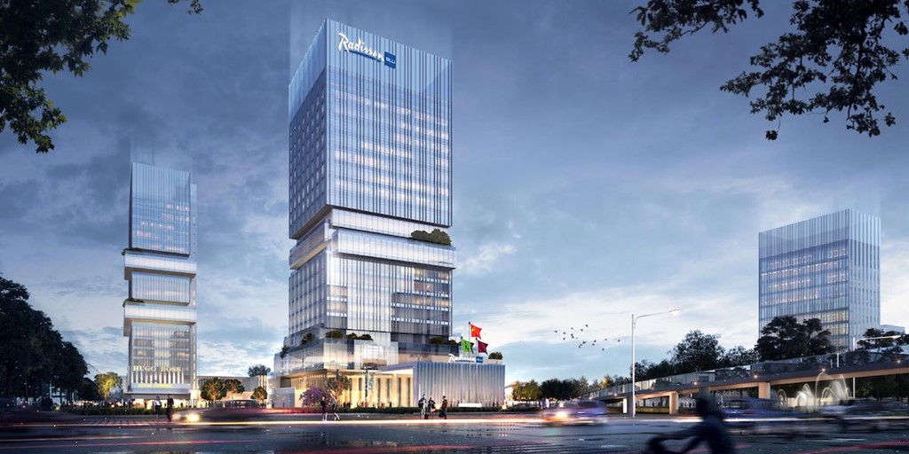Radisson lines up 280-key hotel in Henan province