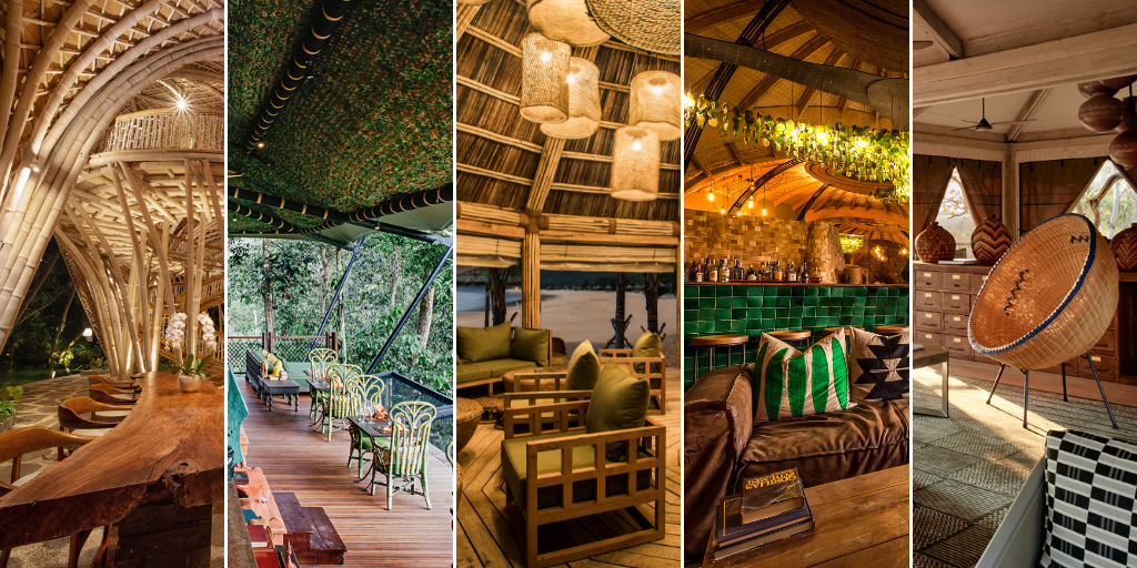 Design showcase: Top five handcrafted hotels