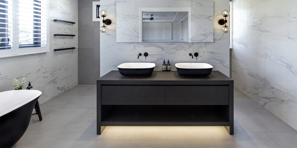 Double the appeal of your bathrooms with Victoria + Albert