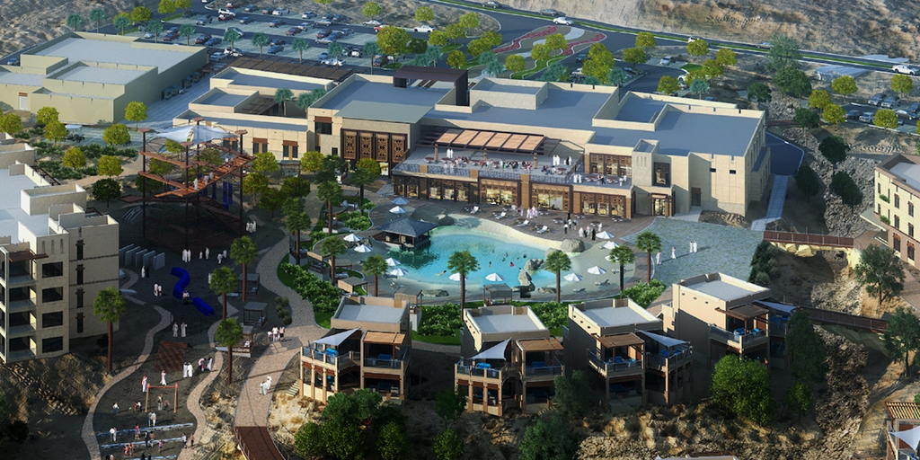 Dusit makes its debut in Oman