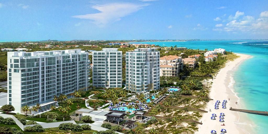 The Ritz-Carlton, Turks & Caicos opens at Grace Bay