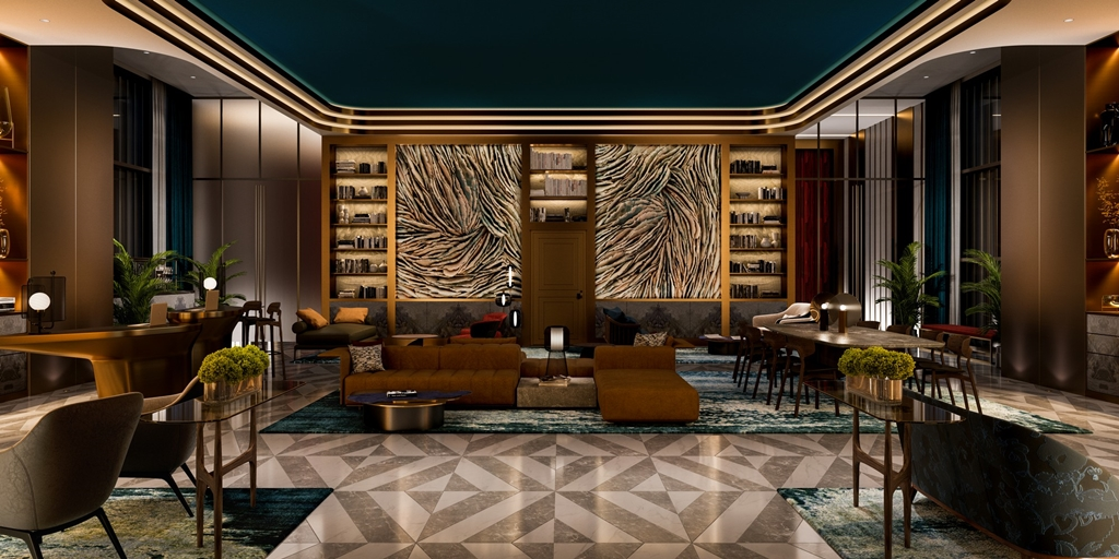 Project of the Week: Andaz Toronto – Yorkville