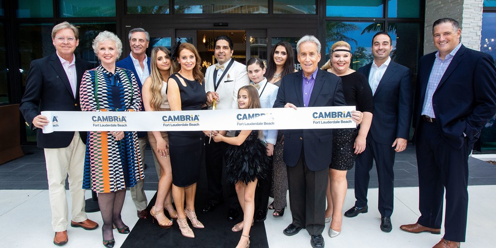 Cambria bolsters Florida presence with Fort Lauderdale debut