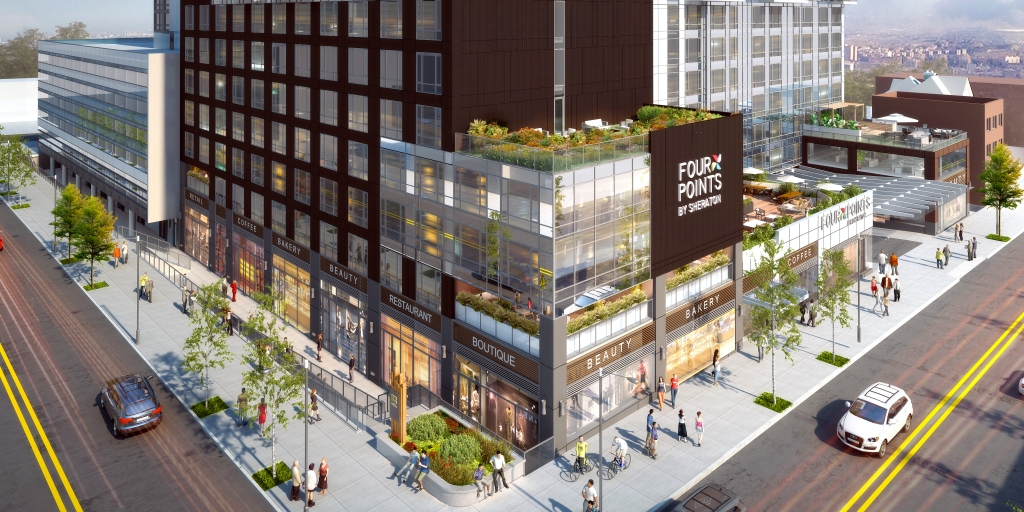 Real Hospitality Group debuts two newbuild hotels in the Big Apple