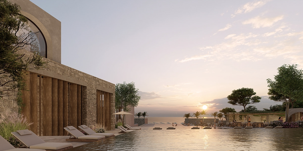 Project of the Week: Jali Hotel and Residences, Albania