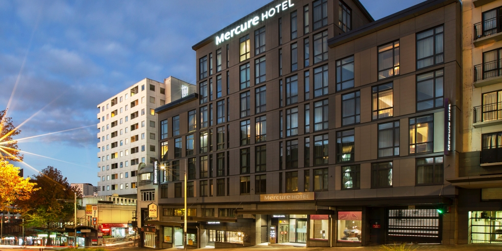 Mercure turns heads in Auckland