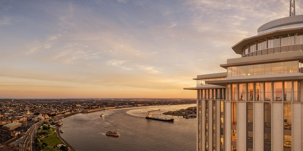 Four Seasons unveils impressive hotel and residences in New Orleans