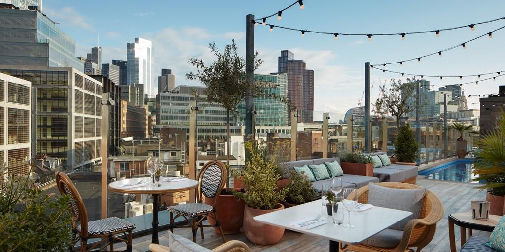 Mondrian vuelve a Londres con un nuevo y esperado hotel