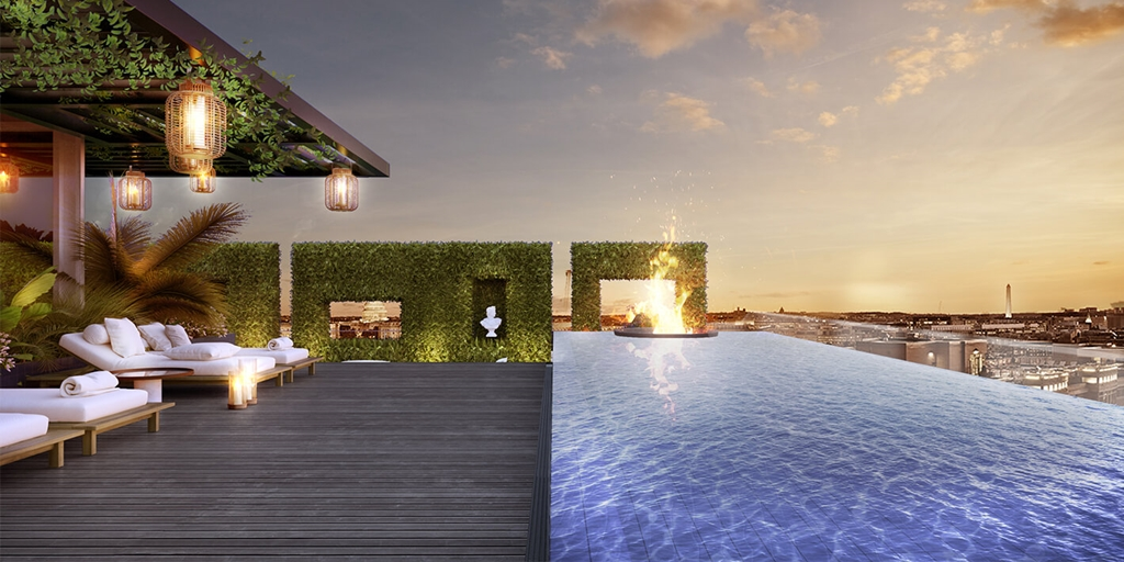 Project of the Week: SLS Lux Hotel & Residences, Washington DC