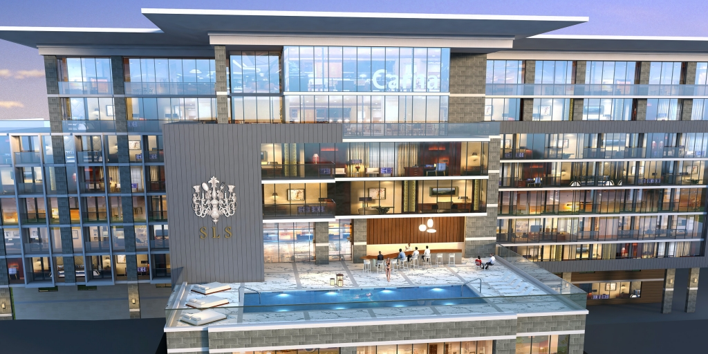 Accor reveals vision for experiential SLS Scottsdale