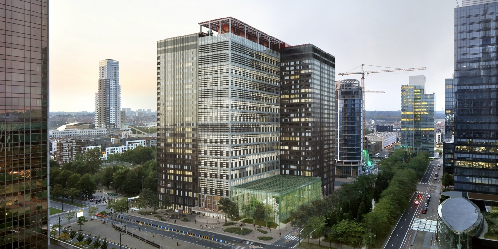 The Standard, Brussels to open in 2025