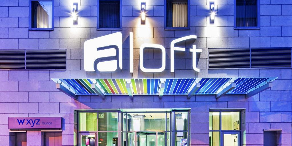 Brand overview: Aloft on the up with 47 planned openings [Infographic]