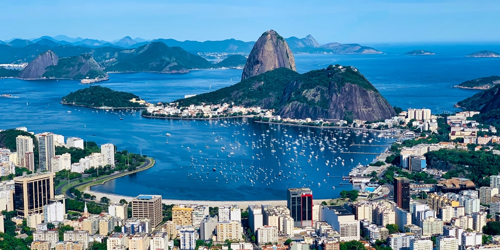 Country overview: 70 new hotels in Brazil's project pipeline [Infographic]