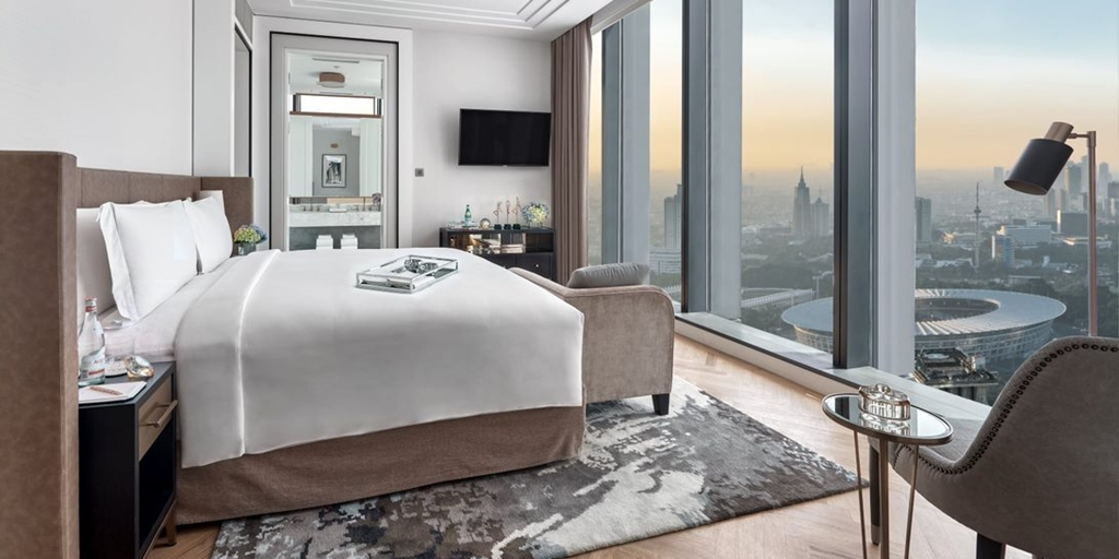 The Langham's Jakarta hotel starts accepting reservations