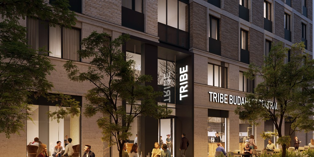 Accor outlines plans for Eastern Europe's first Tribe hotel