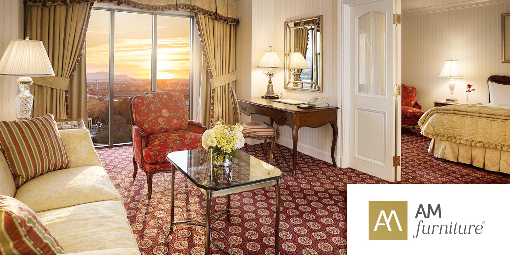AMfurniture Group: The American Dream in the hospitality industry