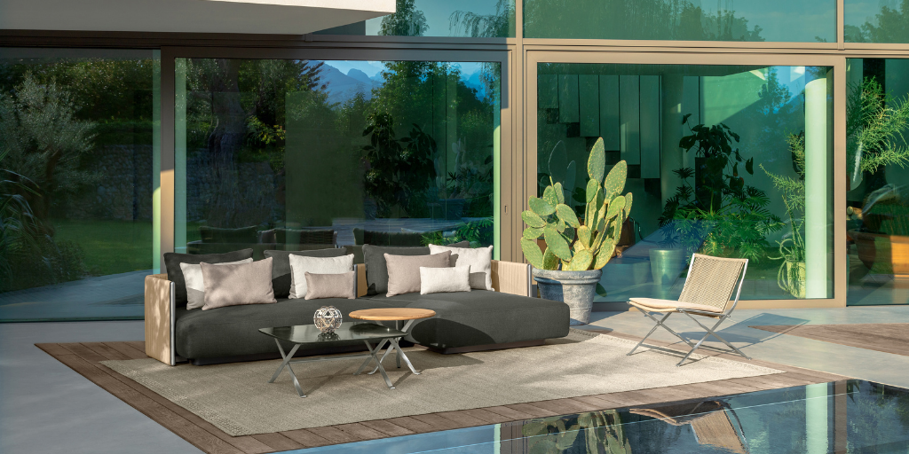 Talenti presents the George collection, designed by Ludovica+Roberto Palomba
