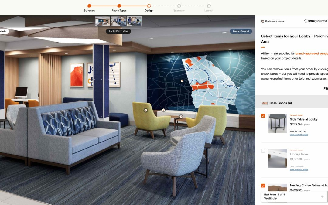 HotelFurniture.com adds new features to platform