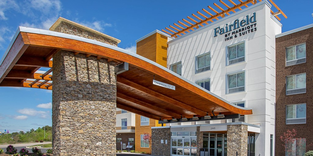 Brand overview: Fairfield Inn & Suites to expand by 63 properties [Infographic]