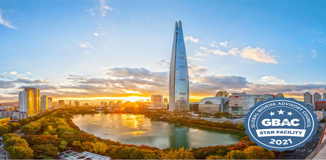 Lotte Hotel accredited with 'GBAC STAR' by ISSA