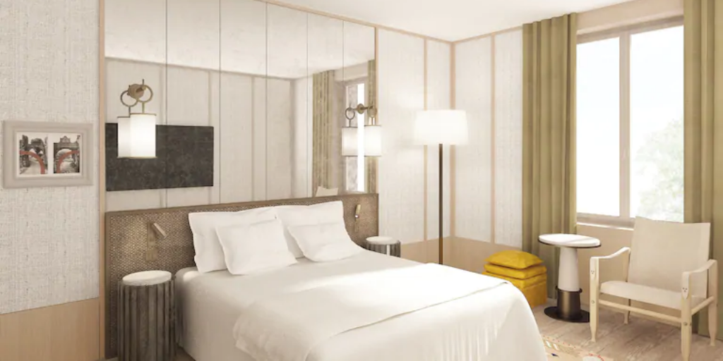 City overview: 6,770 additional hotel rooms planned for Paris [Infographic]