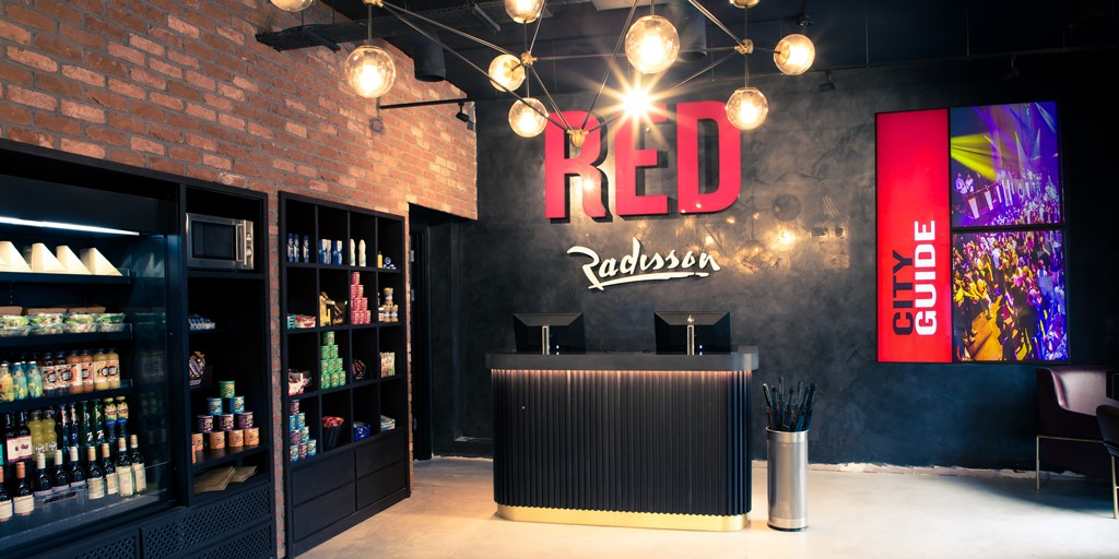 Central London's first Radisson Red hotel opens near the O2