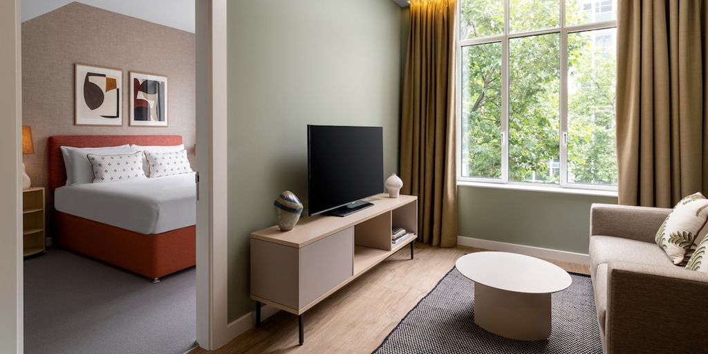 The Lincoln Suites lands in London