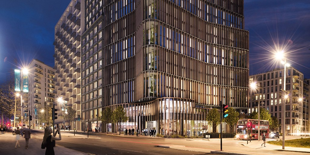 East London's new hotel The Gantry to open in November 2021