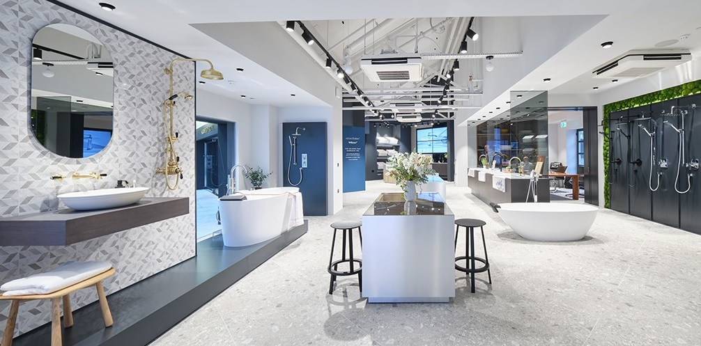New London specification showroom – an exciting place to work and meet