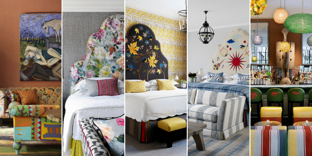 Design showcase: Top five designs with prints and patterns